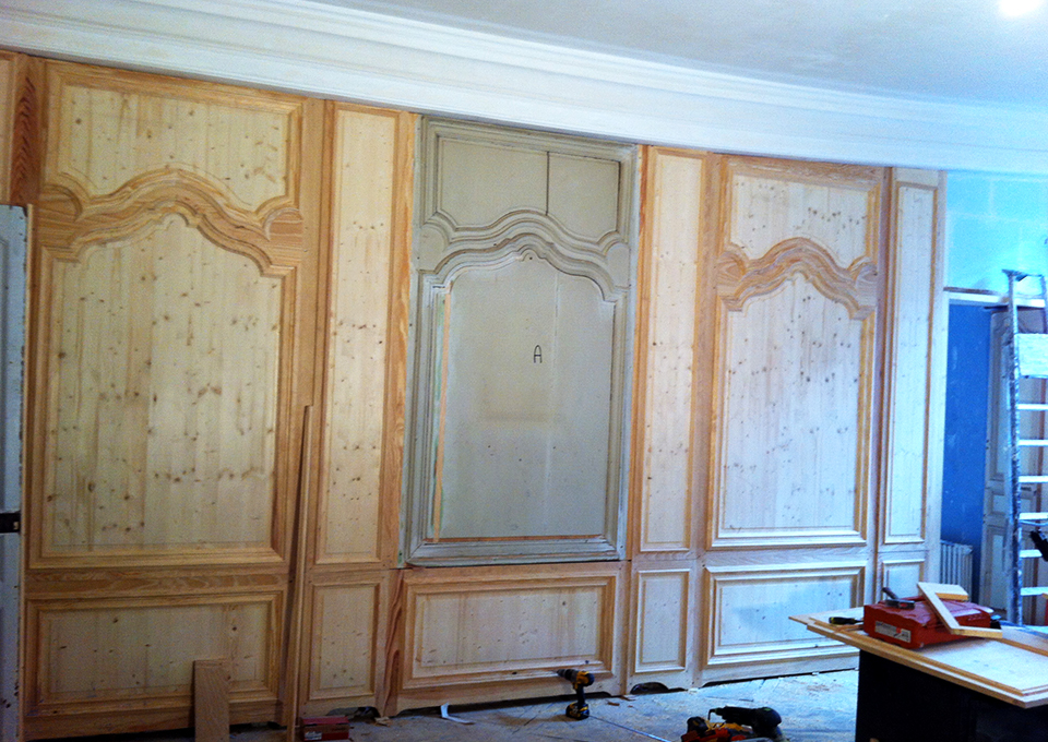 boiserie paris